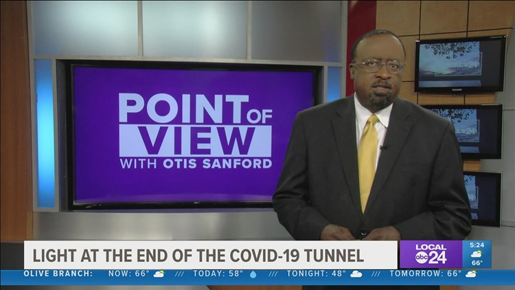 Opinion | The light is finally visible at the end of this dark & dreary tunnel | Otis Sanford