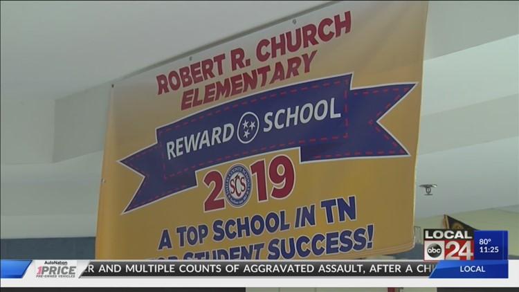 Local Cool School: Robert R. Church Elementary