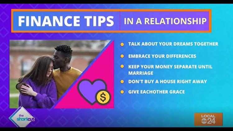 Relationship finances 101
