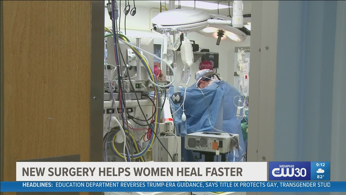 Baptist DeSoto is first in Mid-South to perform the new hysterectomy procedure