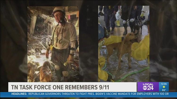 Remembering 9/11: