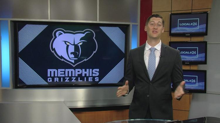 Locked On Grizzlies Podcast Host Shawn Coleman breaks down Jonas Valanciunas trade with ABC Local 24