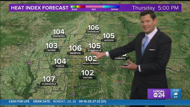 Chief Meteorologist John Bryant says the Heat Wave is about to get worse