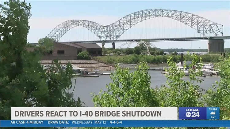 Are Tennessee bridges crumbling or deficient?