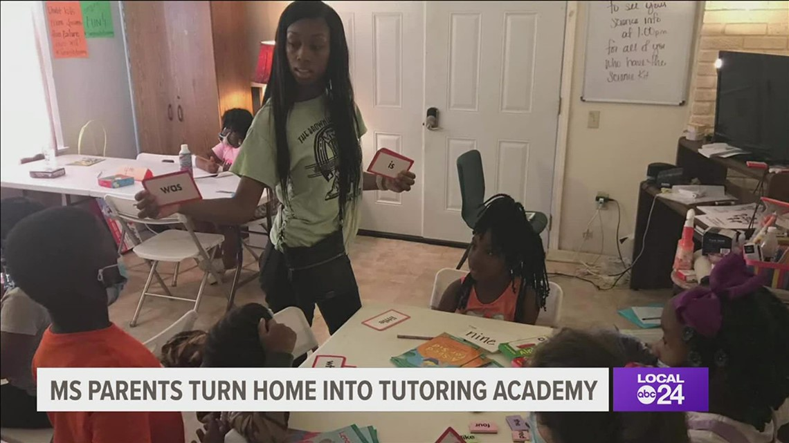 Virtual Teaching Leads to School Academy
