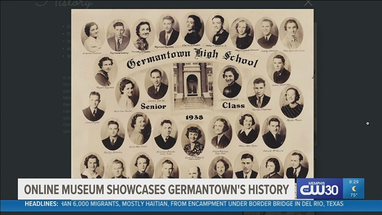 Germantown launches virtual museum