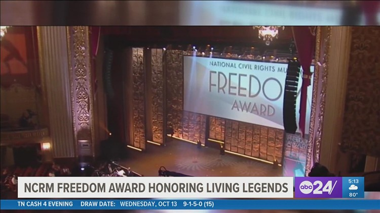 30th annual Freedom Award returns to celebrate contributions in civil rights