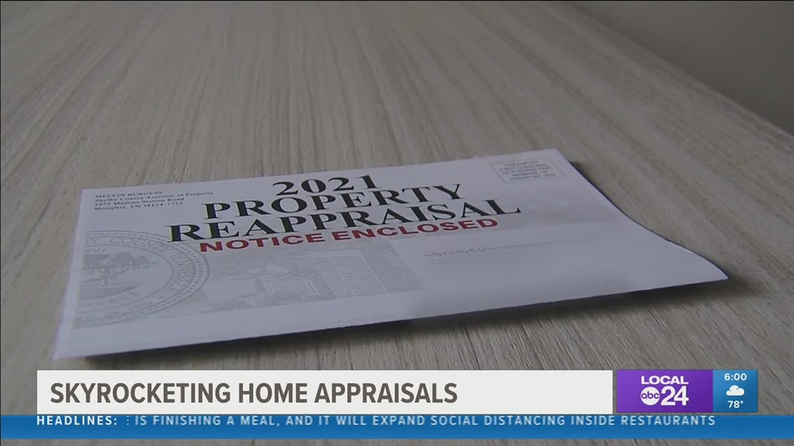 Some Shelby County homeowners see more than 50% hike in property assessments