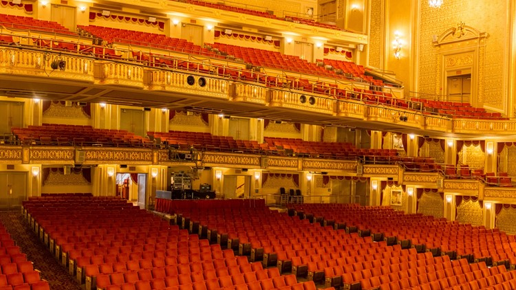 """Orpheum: """"We humbly ask for your patience if you happen to experience longer wait times."""""""