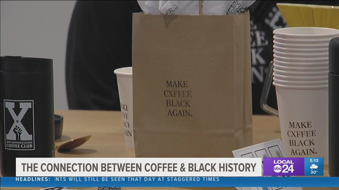Memphis' CXFFEEBLACK connects Black communities with the Black history of coffee