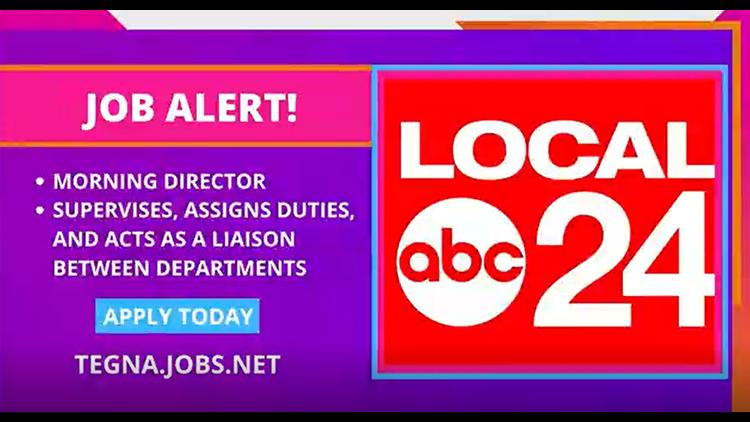 Local 24 News job alert!