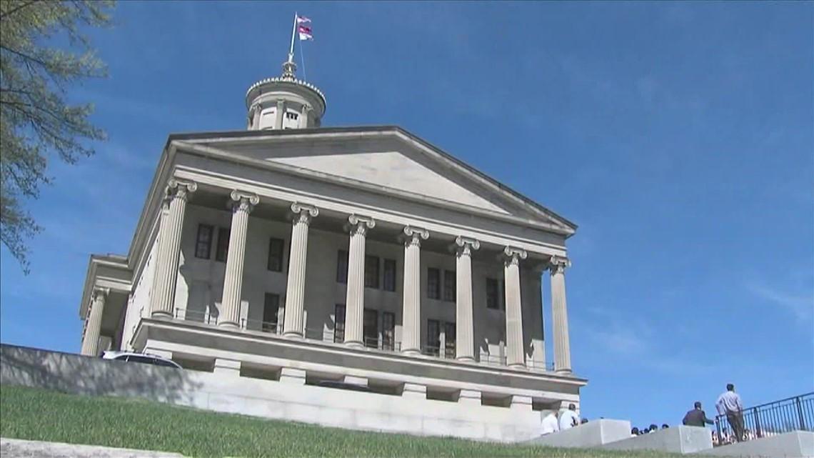 TN lawmakers wrap legislative session
