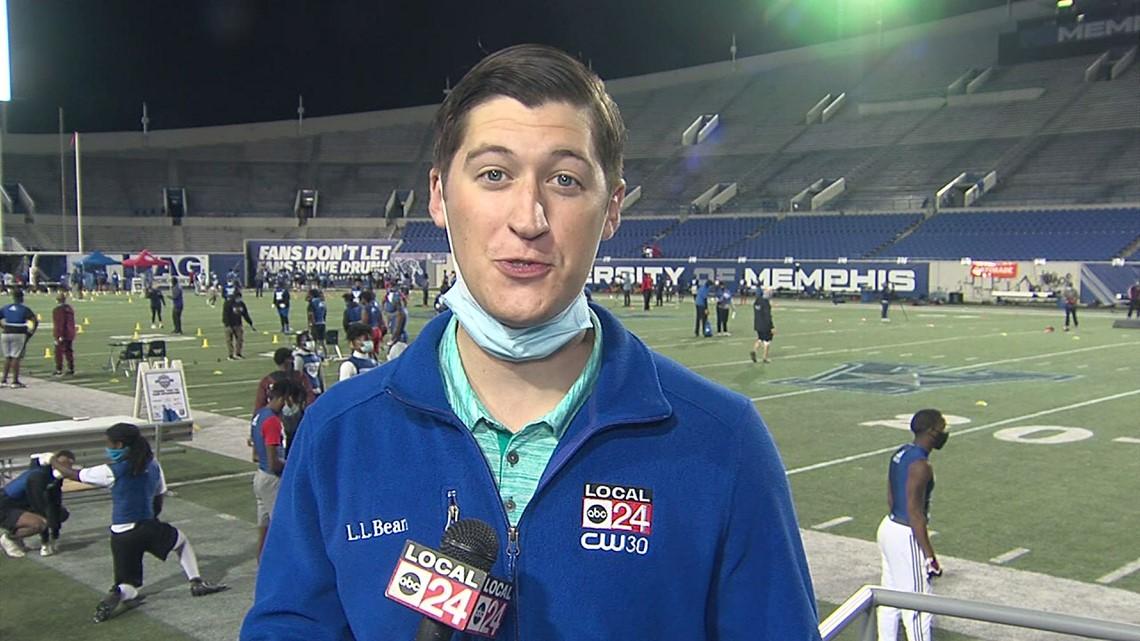 AutoZone Liberty Bowl, Shelby County Schools host high school football showcase