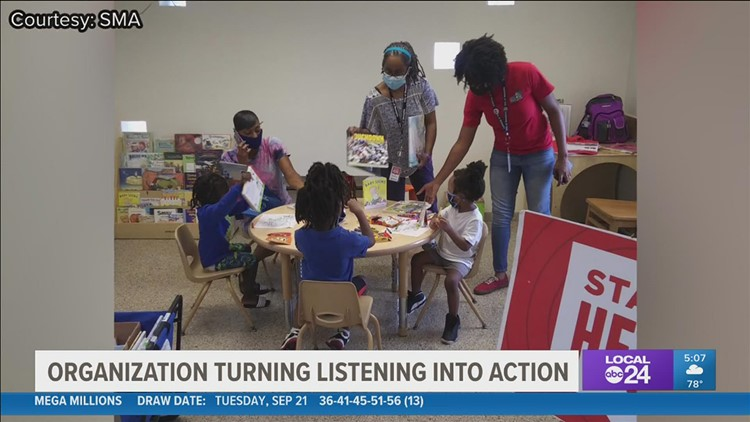 South Memphis Alliance works to support foster youth