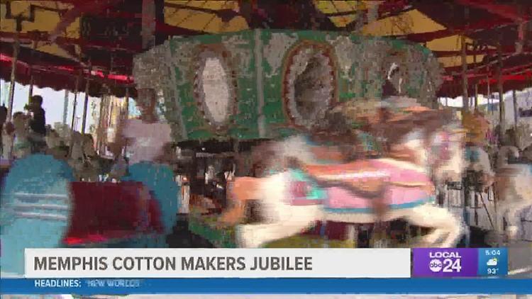 Memphis Cotton Maker's Jubilee Fair returns for first time since 2000