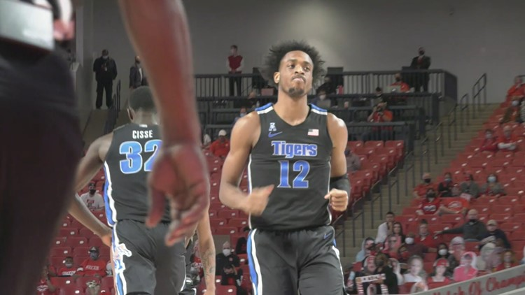 After 67-64 loss at No. 9 Houston, Memphis looks ahead to AAC Tournament