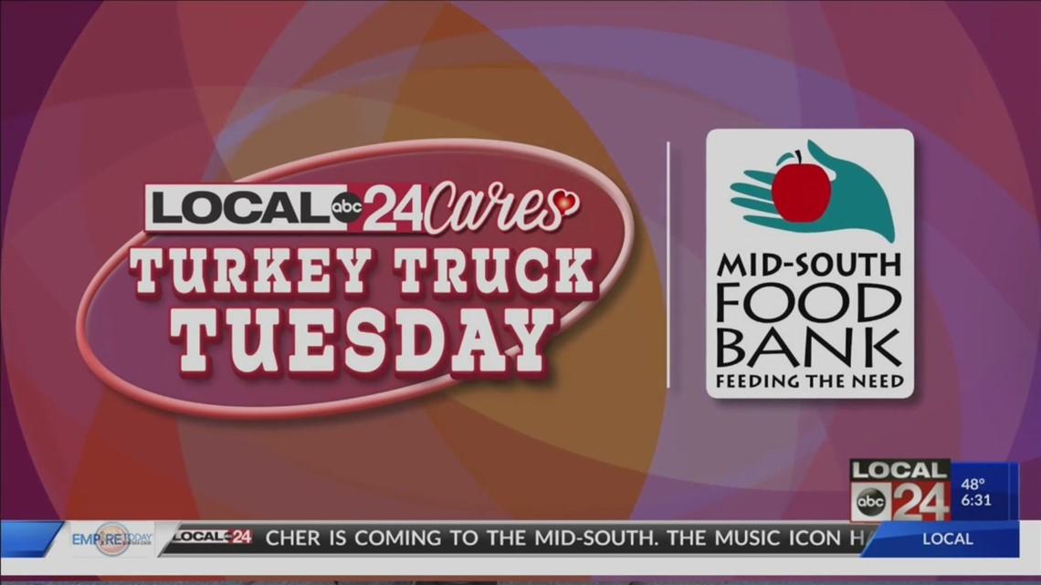 Turkey Truck Tuesday