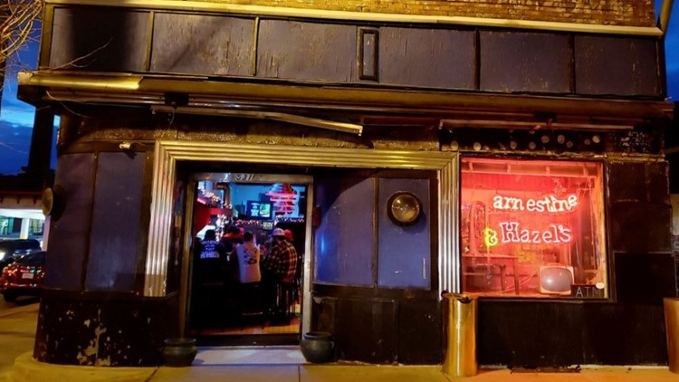 For a hauntingly good time, head to Ernestine & Hazel's - named one of the top haunted spots in the U.S. by Yelp