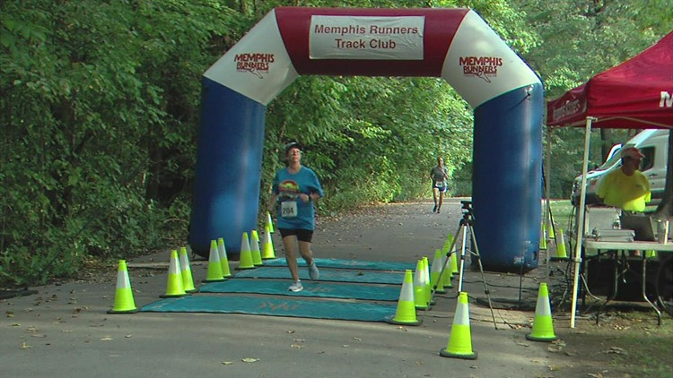 Runners hit Overton Park, all to give Mid-South dogs a 2nd chance