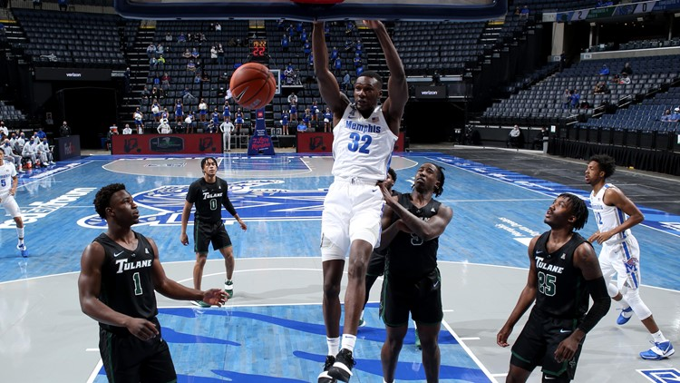 Memphis freshman Moussa Cisse reportedly enters NCAA Transfer Portal
