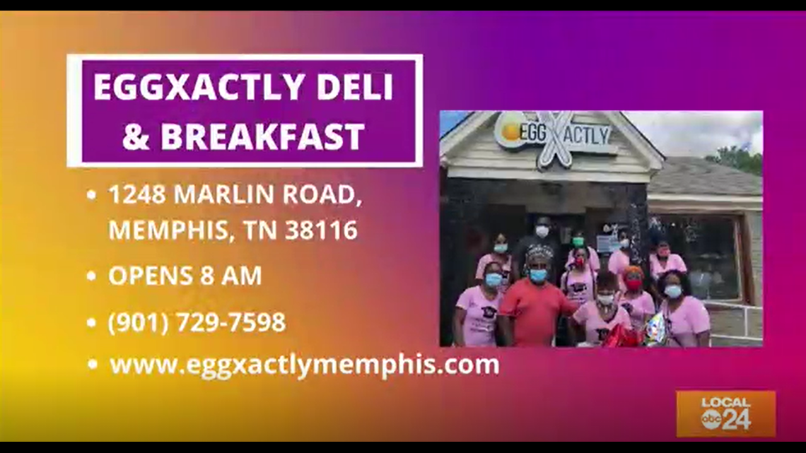 Eggxactly Deli And Breakfast - Your Next Go-To Memphis Brunch Place!