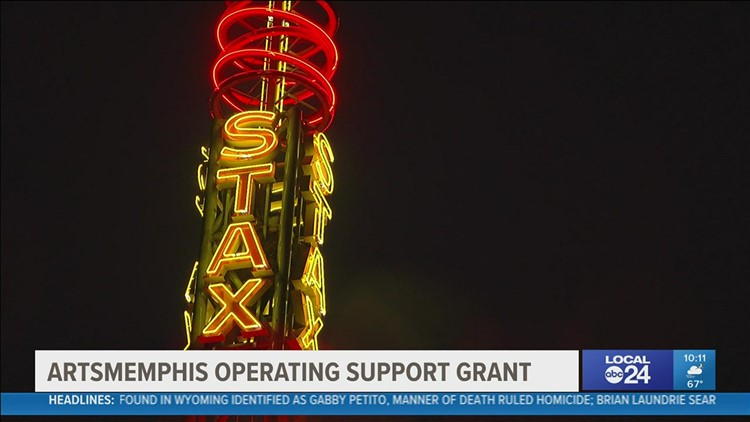 Nearly $1 million given to dozens of Memphis arts organizations through ArtsMemphis grant