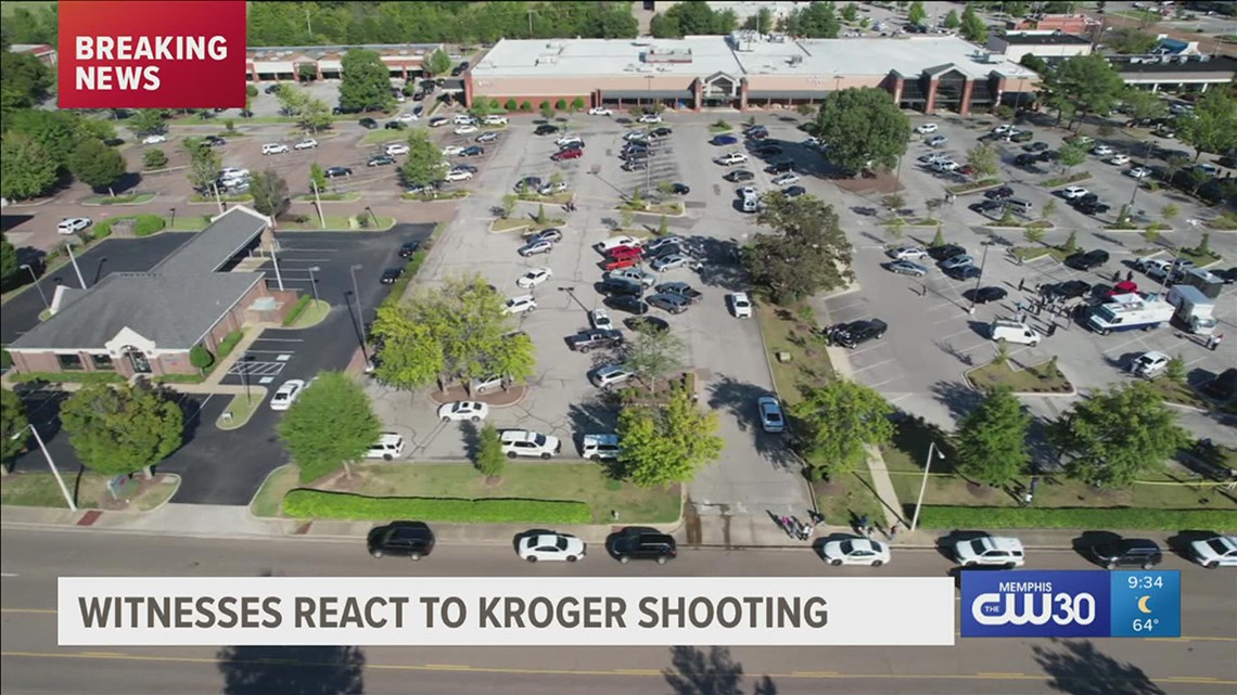 Witnesses describe deadly Kroger mass shooting