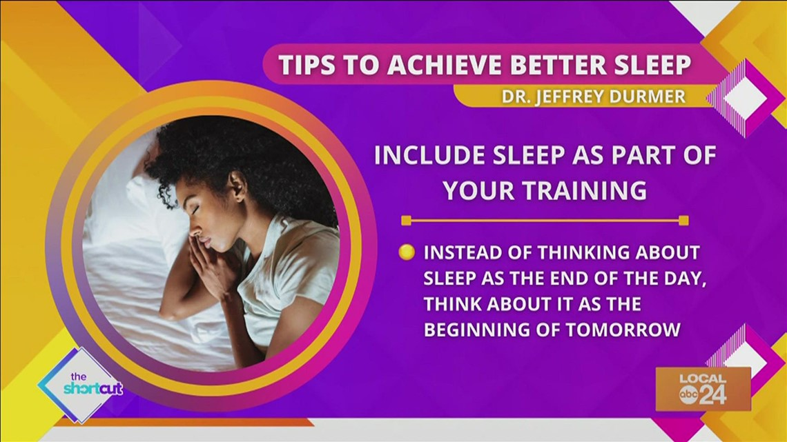 Olympian sleeping habits!