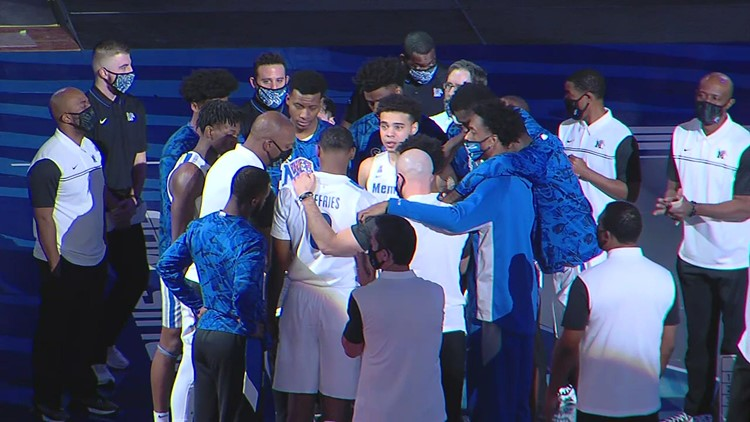Memphis Tigers men's basketball pauses activities due to positive COVID-19 cases, postpones more games