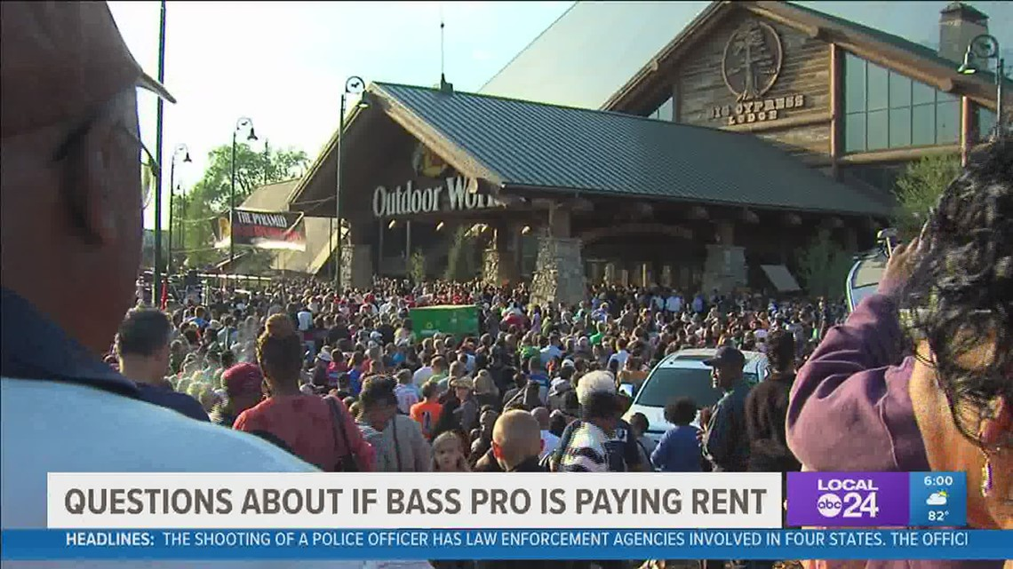 Six years after Bass Pro opened at the Pyramid, is it paying the rent promised?