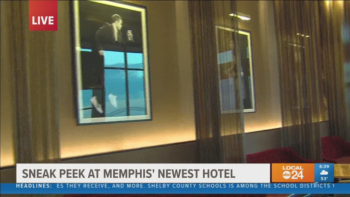 Hyatt Centric: First hotel with Beale Street address opens