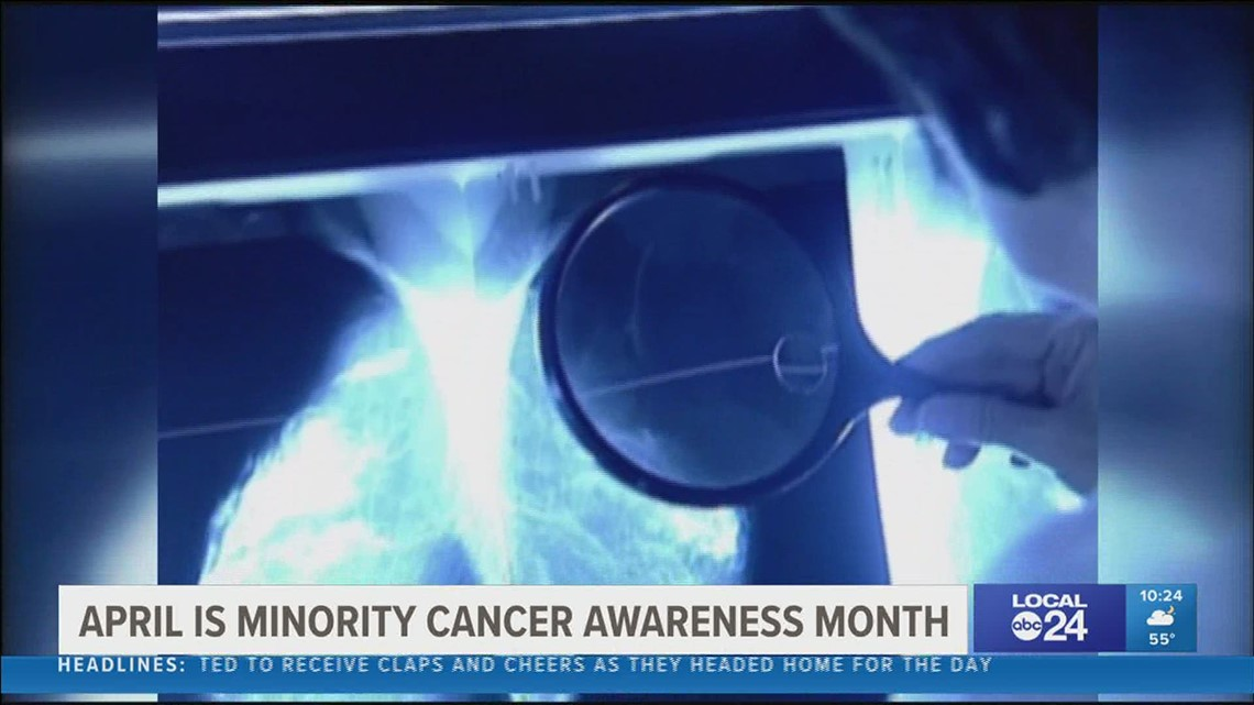 April is Minority Cancer Awareness Month