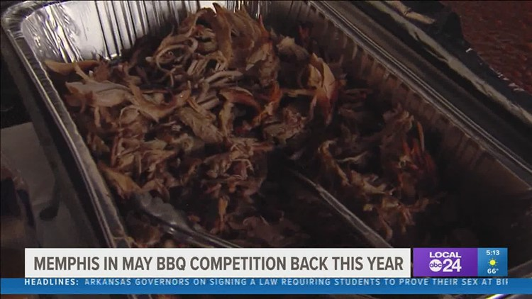 Limited tickets go on sale Monday for World Championship Barbeque Cooking Contest