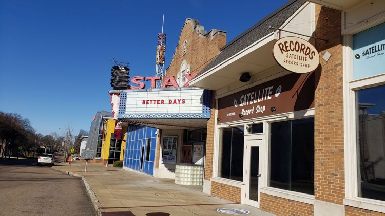 Stax Museum is up for a national award, and you can help them win