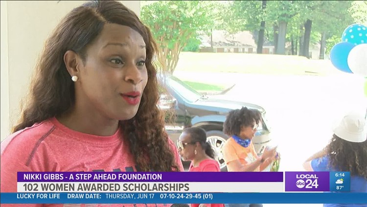 More than 100 women awarded $2,000 scholarships to further their education