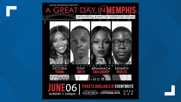 Memphis native hosts