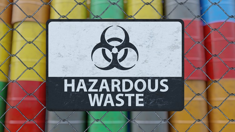 How to safely dispose of hazardous waste this weekend in Desoto County