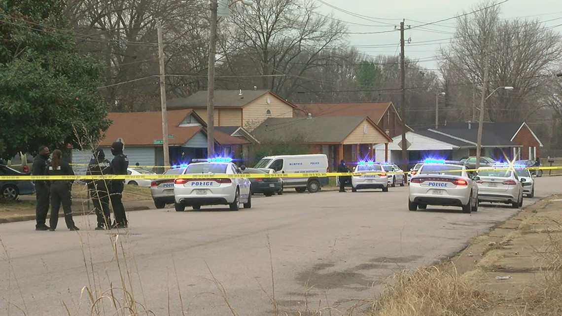 Man shot and killed in Southwest Memphis Sunday afternoon