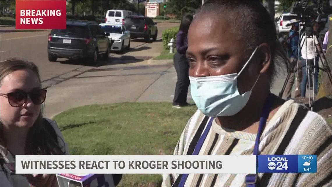 Longtime Kroger employee recounts moments shooter shot co-worker, customer
