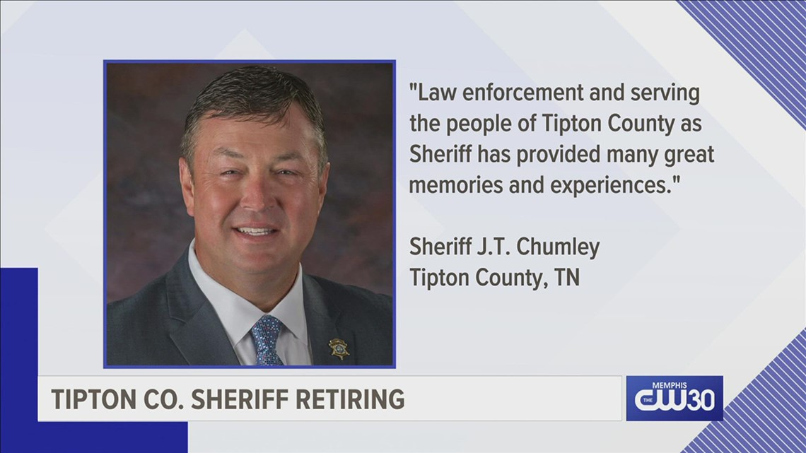 New sheriff in town: Mid-South community will have new law enforcement leader