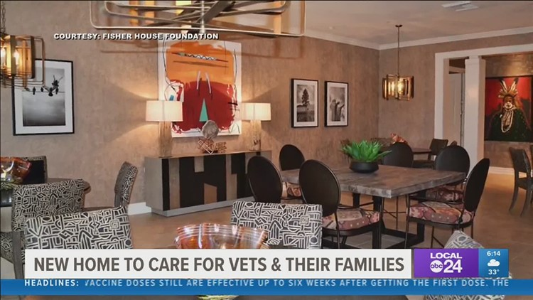 Mid-South Veterans' families are getting a home