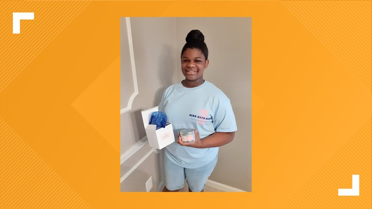 Memphis student uses her smarts to turn her favorite hobby into a business