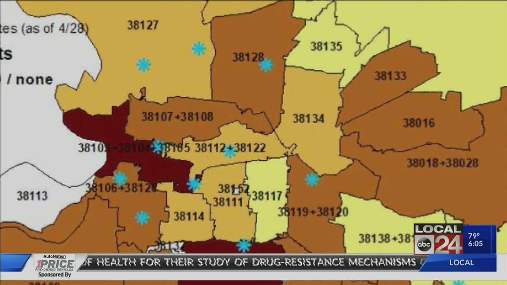 Picture of: Tn Shelby County Health Department Coronavirus Covid 19 Cases Localmemphis Com