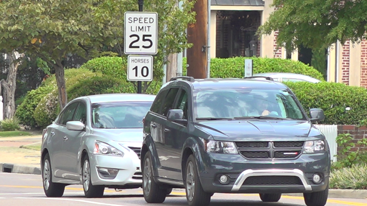 Sign confusion after Germantown lowers speed limit to 25mph on side streets
