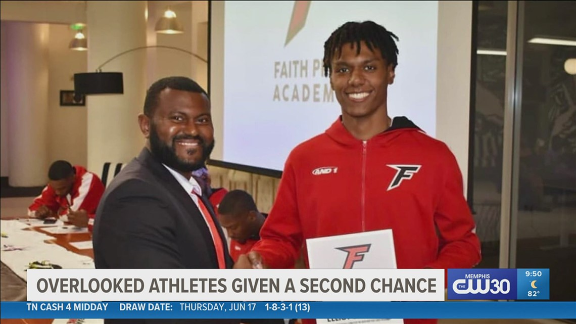 Local coach gives under recruited basketball talent a second chance