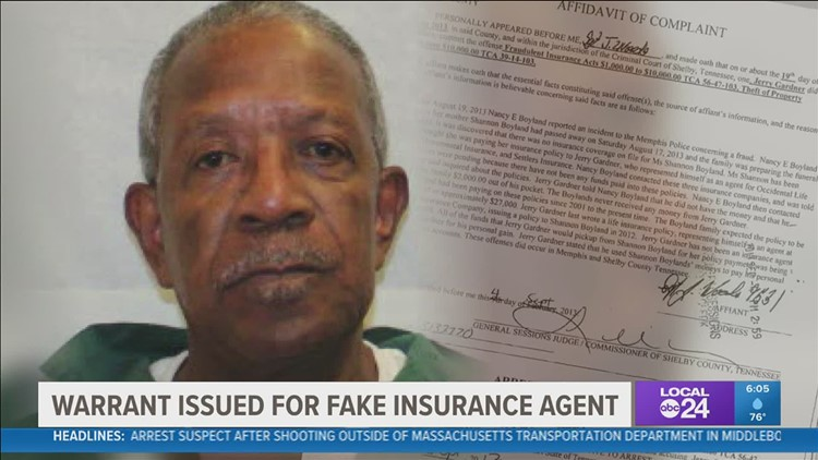 Son wants justice after he said thousands of dollars was stolen in an insurance scheme from his mom before she died