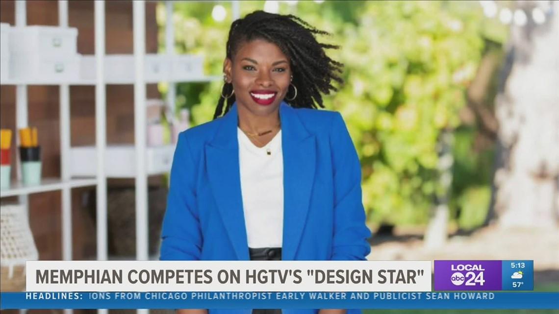 Memphian competes for top dollar on HGTV's