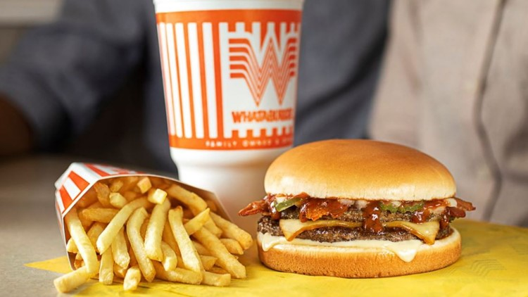 Whataburger is now hiring managers and operating partners for 5 - yes, 5 - locations in the Mid-South