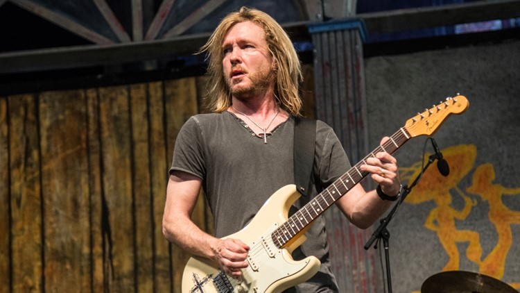 Kenny Wayne Shepherd's 2021 Blues Music Awards nomination for Blues Rock Artist rescinded by Blues Foundation
