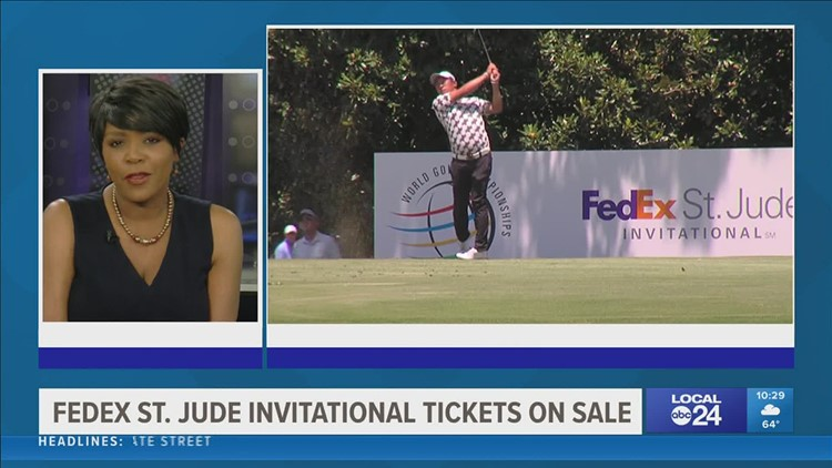 Daily tickets now on sale for 2021 World Golf Championships-FedEx St. Jude Invitational